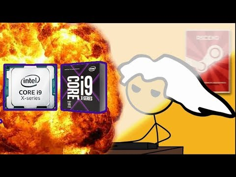 What it feels like to get a Intel core i9 7900X