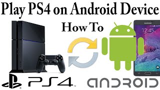 Play PS4 Remote Play on Android Phones - Setup | 4G Test | Battlefield 4 Gameplay