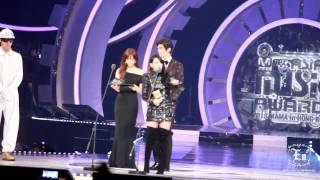 2013 MAMA CL Best Dance Performance - Female Solo
