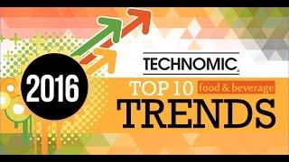 Technomic 2016 Top Trends