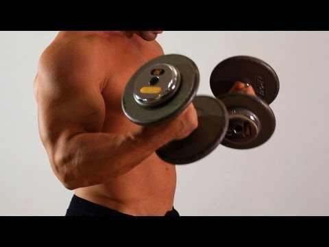 Download How to Do a Dumbbell Biceps Curl | Arm Workout