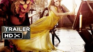 Beauty and the Beast Trailer (2016) [HD]