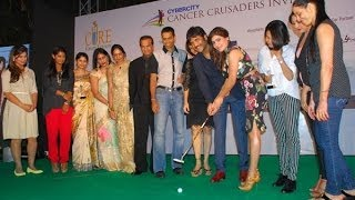 Cure Foundation Celebrity Play Off
