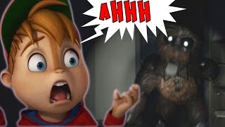 IGNITED FREDDY WANTS SOME CHIPMUNK BOOTY MEAT | The Joy of Creation: Reborn | Free Roam