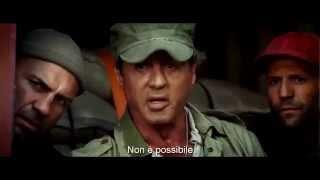 I MERCENARI 3 - The Expendables 3 - Trailer ufficiale - Sub ITA