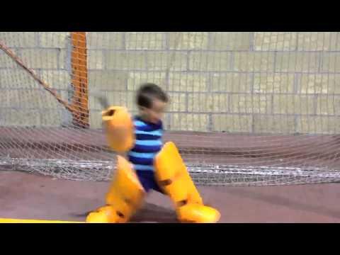 3 Year old OBO goalkeeper Esteban!