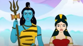 Lord Shiva Stories - God's Of Indian Mythology - Animated Stories for Children