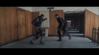 Universal Soldier Regeneration - Jean Claude Van Damme Vs Dolph Lundgren