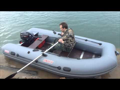 антей 400 установка лодки