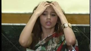 Tushar Joshi targetted By Salma Agha   Bolly2box
