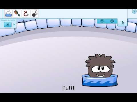Nueva Forma de jugar con tus Puffles
