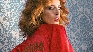Bella Thorne Poses For Playboy & Wears Tyler Posey's Boxers