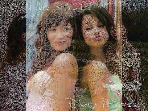Selena Gomez and Demi Lovato Best Friends Ft. Sexy Can I