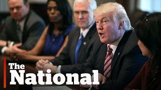 The week in Trump: Obamacare, tax reform and Russia