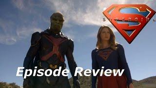 "Supergirl Season 1 Episode 20 Review- ""Better Angels""- Season Finale"