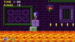 Top 10 Hardest Sonic The Hedgehog Levels