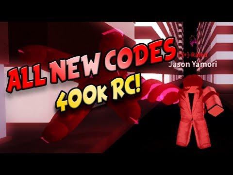Codes in ro ghoul 2020