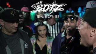 #BOTZ7 - Thesaurus vs TOPR