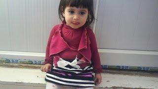 ძალიან საყვარელი ბავშვი სალომე/Очень милый ребенок /Very cute baby Salome:*:*:*