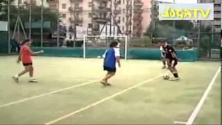 Joga Bonito-Cristiano Ronaldo vs Ciccio and Andry