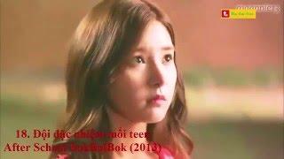 Những Bộ Phim Hàn Quốc Về Tình Yêu Tuổi Học Trò Hay Nhất