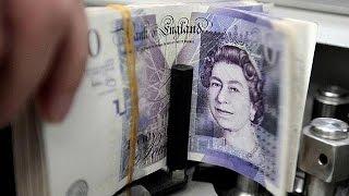Sterlina a picco sui mercati asiatici, Banca d'Inghilterra