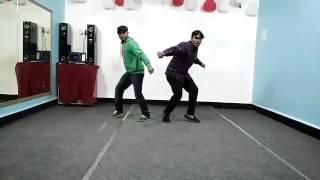 Ok jaanu   The humma dance   Ashok sir & Manas raj