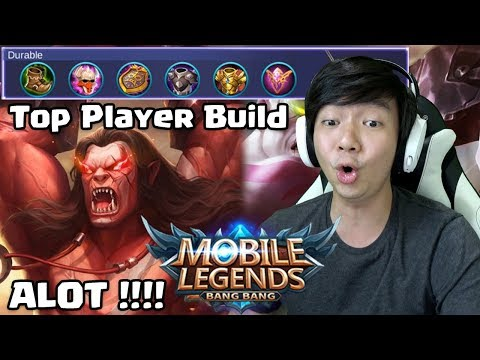Alot Boss 😎 - Balmond - Mobile Legends Indonesia