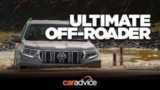2018 Toyota Prado Kakadu detailed review: 3000kg towing, 700mm wading & fresh design