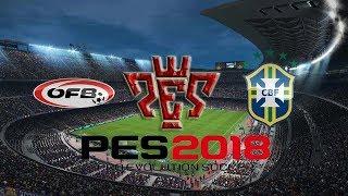 Austria vs Brazil International Friendly match HD Pes 2018