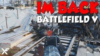 IM BACK - Battlefield V Alpha - Thoughts and Impressions