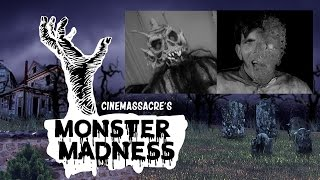 Frankenstein Meets the Space Monster (1965) Monster Madness X movie review #21