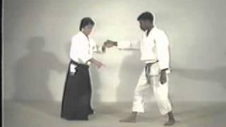 Shomenuchi Ikkyo - Yamada Sensei