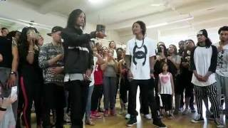 Les Twins | Freestyle 3.22.15