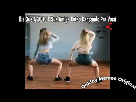 Xxx Mp4 Eis Que A 10 10 E Sua Amiga Estão Dançando Pra Você 3gp Sex