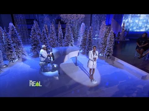 Adrienne and Israel Perform for the First Time as Husband & Wife
