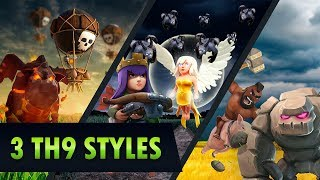 THREE ATTACK STYLES FOR TH9 FRESH HITS - Caught LIVE!