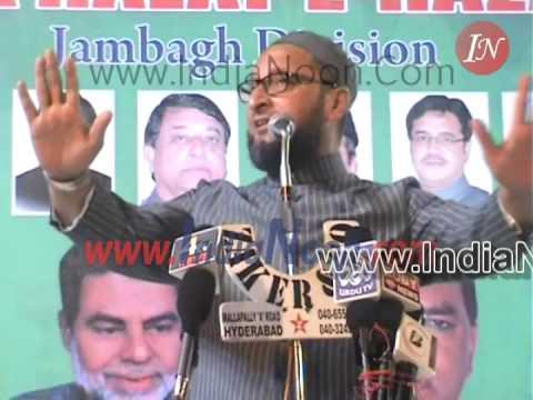 Asaduddin Owaisi demands punishment for traitors of India