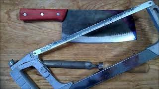 AlmazanKitchen Knife - Homemade replica made from scratch