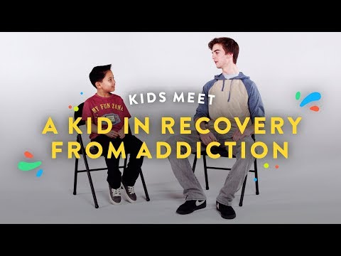Kids Meet A Kid in Recovery From Addiction Kids Meet HiHo Kids