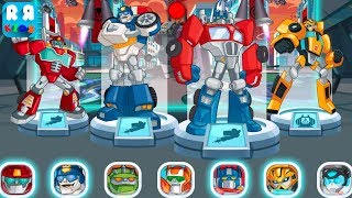 Transformers Rescue Bots: Disaster Dash - Rescue From Tornado Disaster