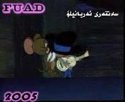 tom u jery kurdish version