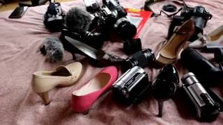 DV vs HD Video Camera - Sony, Canon, Zeiss Lens