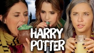 Harry Potter Foods w/ LAURA MARANO (Cheat Day)
