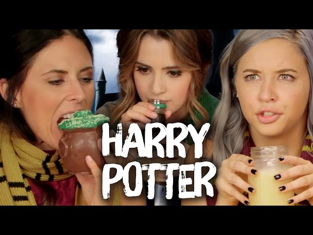 Harry Potter Foods w/ LAURA MARANO (Cheat Day)