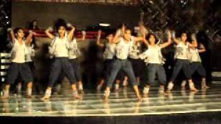 Cute Angel's dancer ( C.A Crew) - showtime
