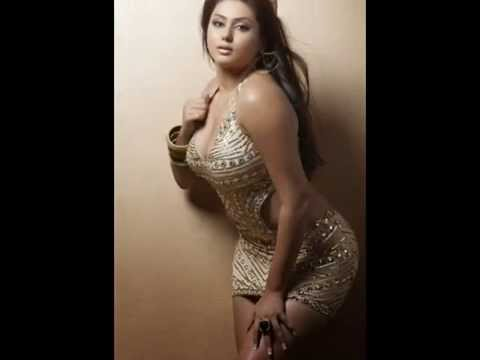 South Indian Actress Namitha Agarwals hot boobs, cleavage and thighs show