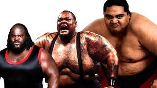I 5 wrestler più grassi di sempre