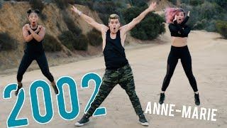 2002 - Anne-Marie | Caleb Marshall | Dance Workout