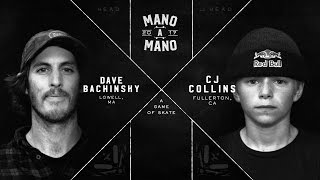 Mano A Mano 2017 - Round 1: Dave Bachinsky vs. CJ Collins